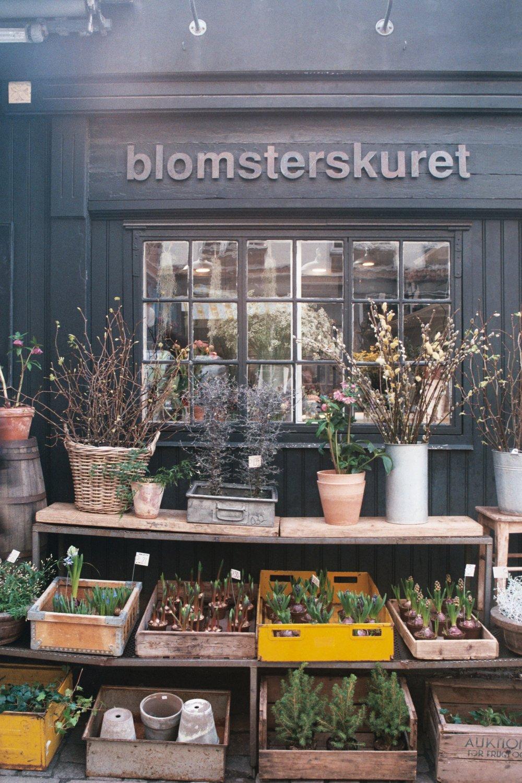 Blomsterskuret Flower Shop