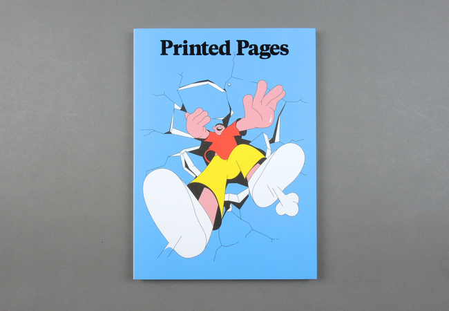 Printed Pages is an art and design magazine which focuses on depth and discovery, combining engaging and accessible content with top-notch design values. We explore unusual and unexpected art and design stories and find lesser-known ways to cover established creative practitioners.  Provenance: England. Market price: 15 Euro
