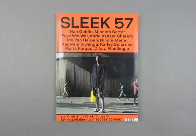Sleek is an online and quarterly printed magazine with an avant-garde attitude to art and fashion. Devoted to the artists, designers and photographers that change the way we see our world, we seek to uncover what drives the here and now. We create connections between art, fashion and their related disciplines – a manual to what is exciting about the present. Founded in 2003 as a print publication, we have since expanded into a multi-disciplinary content platform, based in the creative capital of Europe, Berlin.  Provenance: Berlin. Market price: 10 Euro