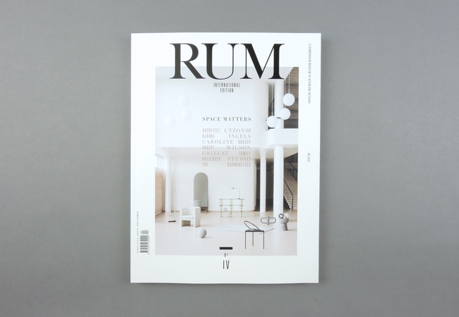The publishers behind the brilliant Danish interior magazine RUM have recently released an international trendsetting bookazine, RUM International. To accommodate the increasing demand for an international edition of the magazine, RUM has launched an English-language high-end version of the magazine with a worldwide circulation. The content has been meticulously composed and curated with an international readership in mind.  Provenance: Copenhagen. Market price: 26 Euro