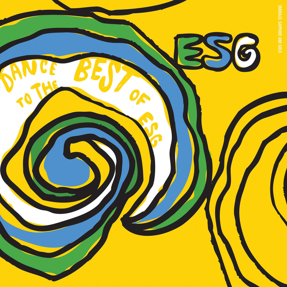 ESG – Dance to the Best of ESG (1991)