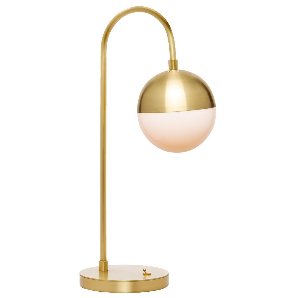 Cedar & Moss Table Lamp