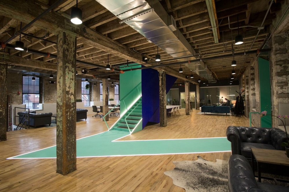 Bond Collective Office Space in Gowanus