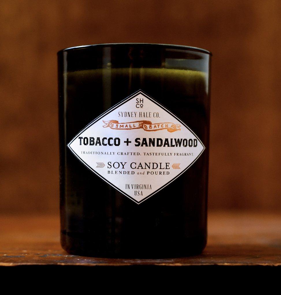 Tobacco & Sandlewood by Sydney Hale Co.