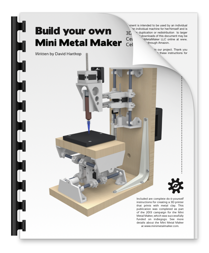 Do It Yourself 3d Printing With Metal Idea Propulsion Systems