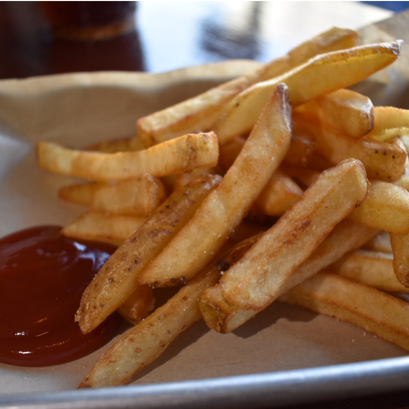 Hand-cut Fries   $2.95
