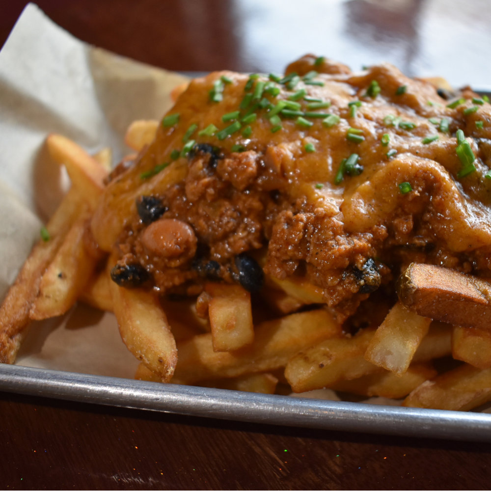 Chili Cheese Fries   $6.75