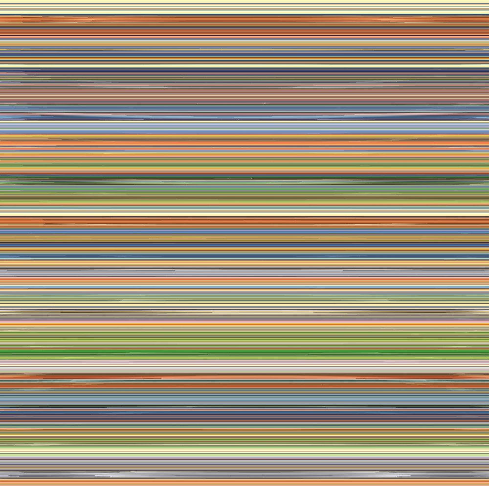 Codex 30 ultrachrome inkjet on aluminum 64 x 64 in. 2016.jpg