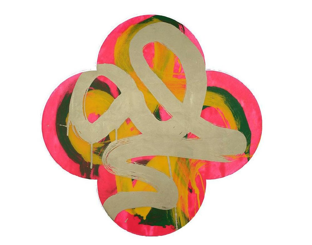 Max Gimblett The Golden Tree 25x25x2.JPG