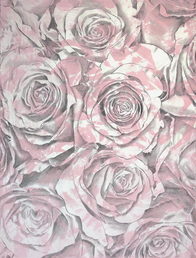 Everlasting Bloom (Cadmium Red Light Pink)