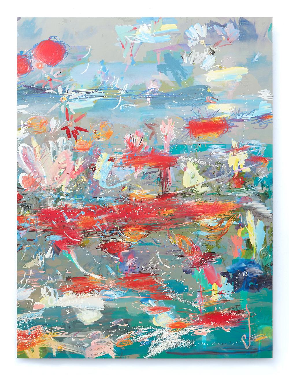 EROTICAboyloveboylove , 2018, 64 x 48 in (162.6 x 121.9 cm)