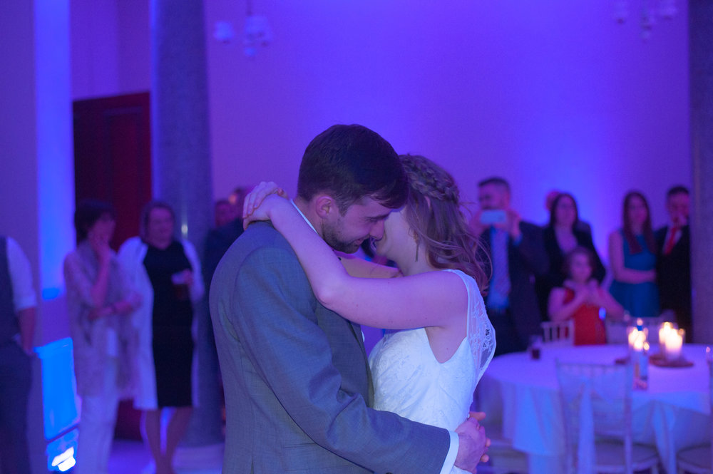 Chloe & Brett First Dance