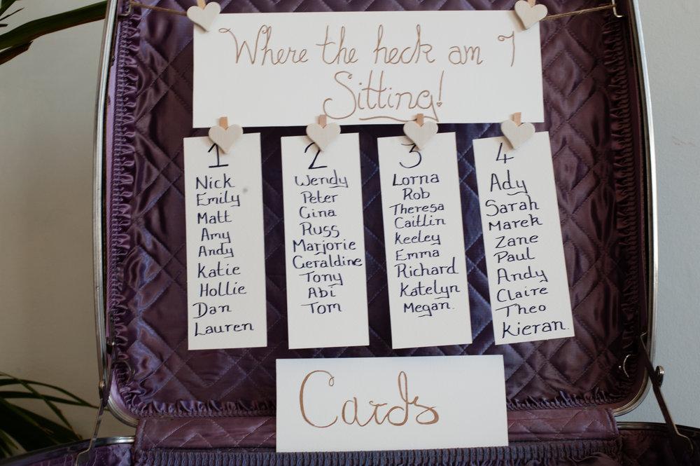 Table List