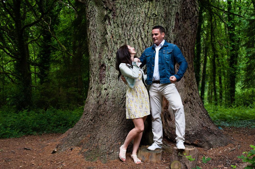 Loving Engagement Shoot