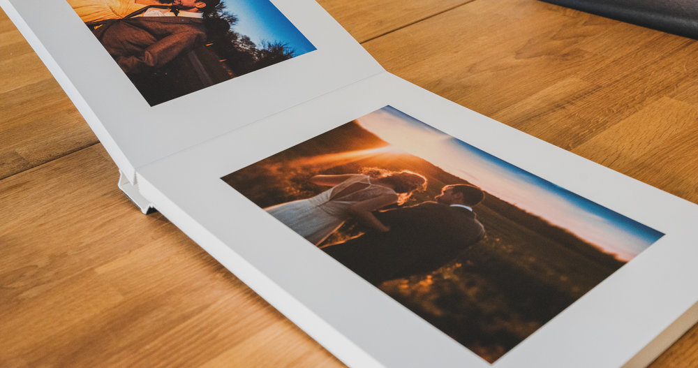 Wedding & Family Albums 40x30 Inch Inside | Hampshire Wedding Photographer