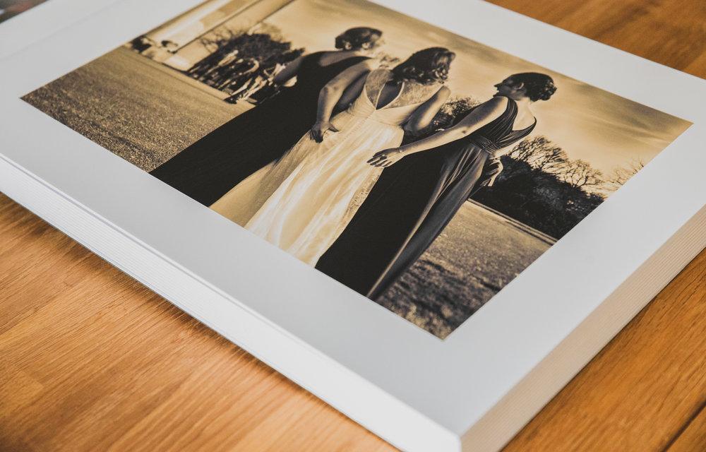 Wedding & Family Albums 40x30 Inch Images | Hampshire Wedding Photographer