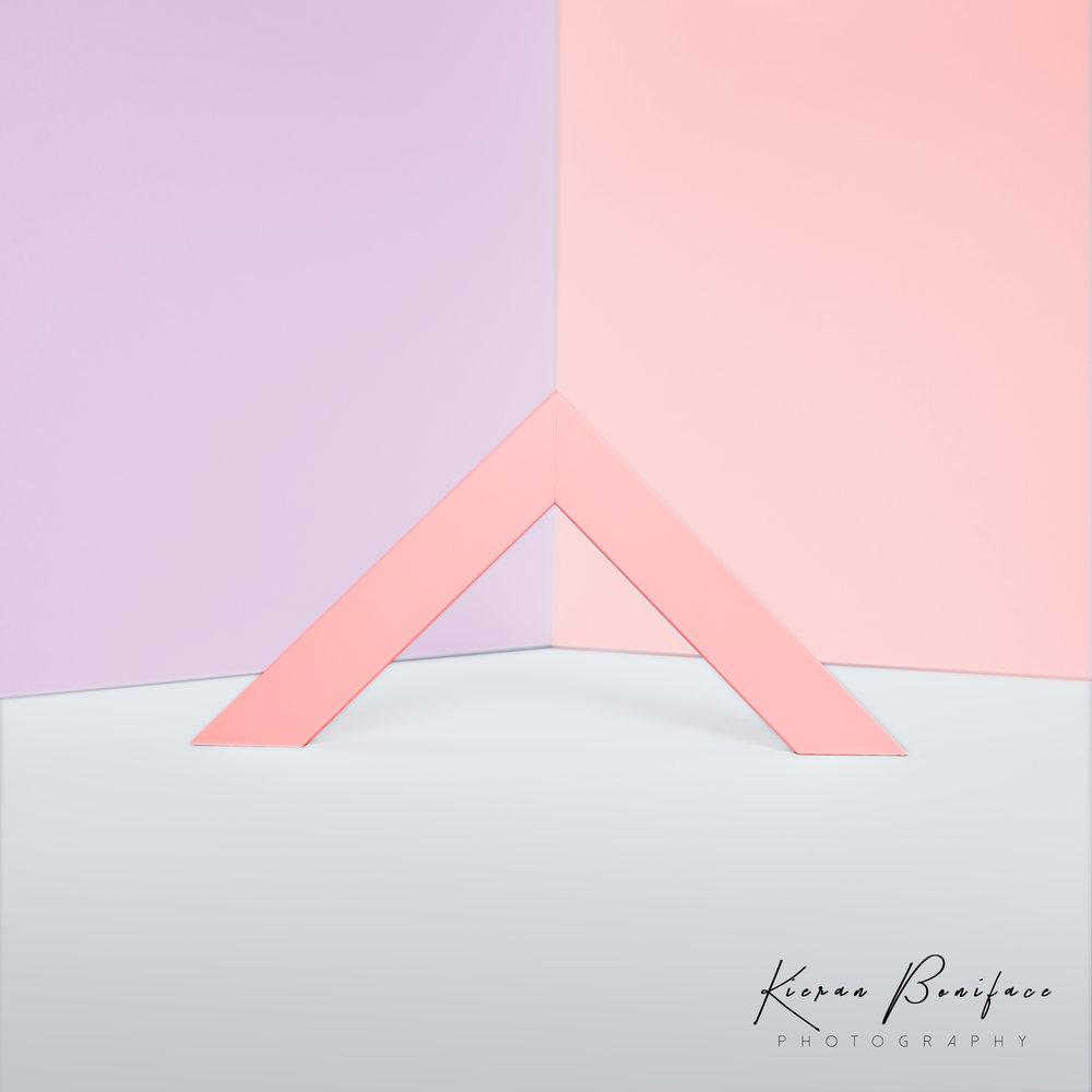 Portrait Frames Pink | Southampton Wedding Photographer