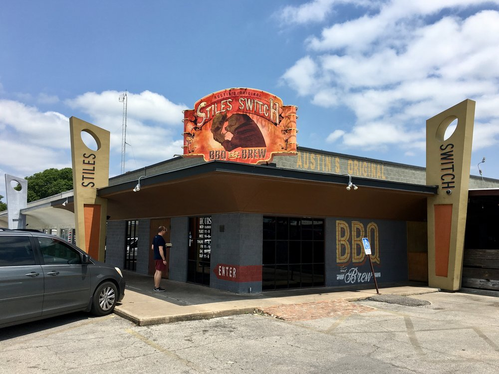 Stiles Switch BBQ - 6610 N Lamar BlvdAustin, Texas#20 on the TX BBQ PassportThird stop
