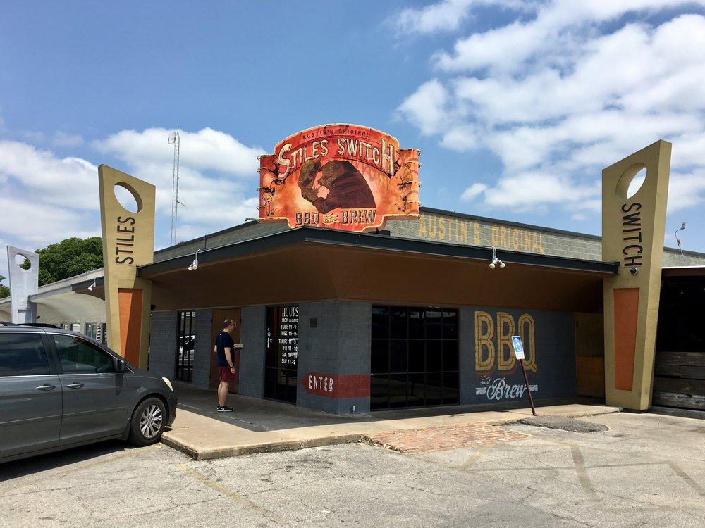 Stiles Switch BBQ - 6610 N Lamar BlvdAustin, Texas#20 on the TX BBQ PassportThird stop