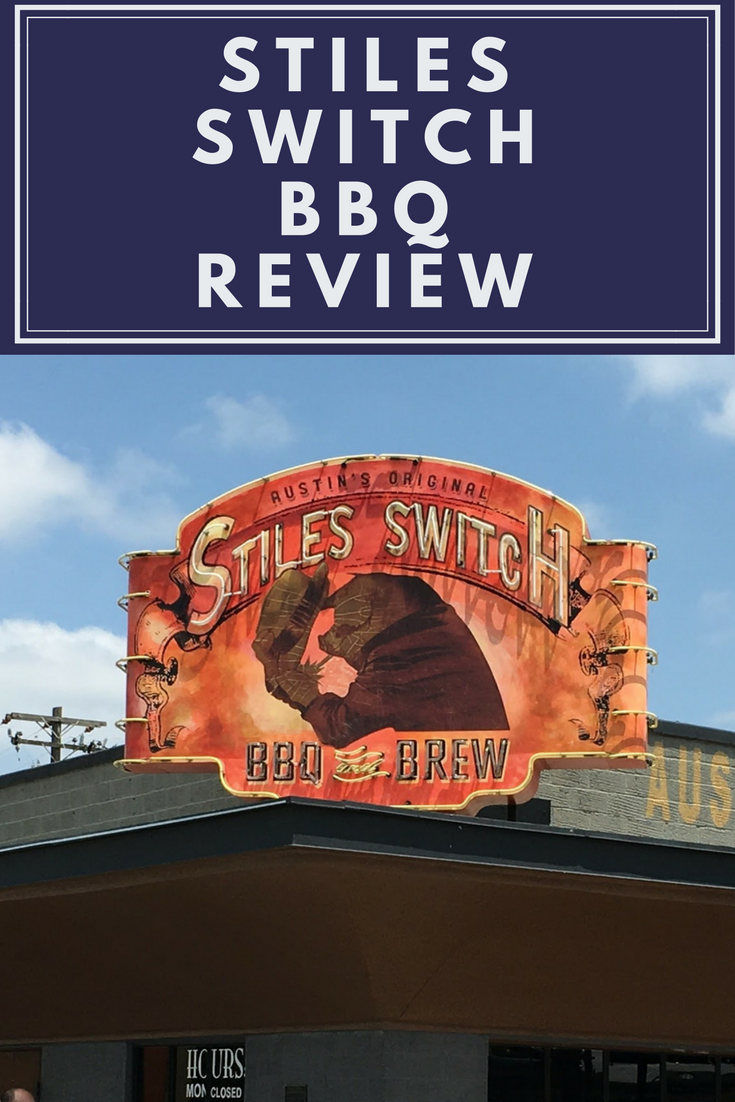 Stiles Switch BBQ Review