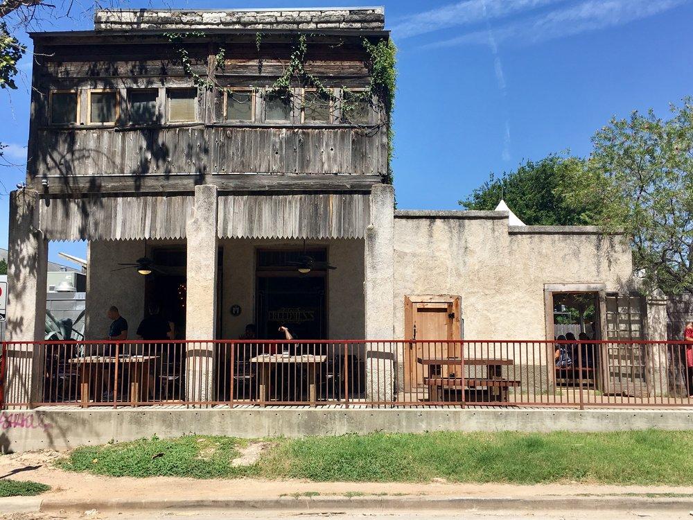 Freedmen's - 2402 San Gabriel St,Austin, TX 78705#6 on the TX BBQ PassportFifth stop