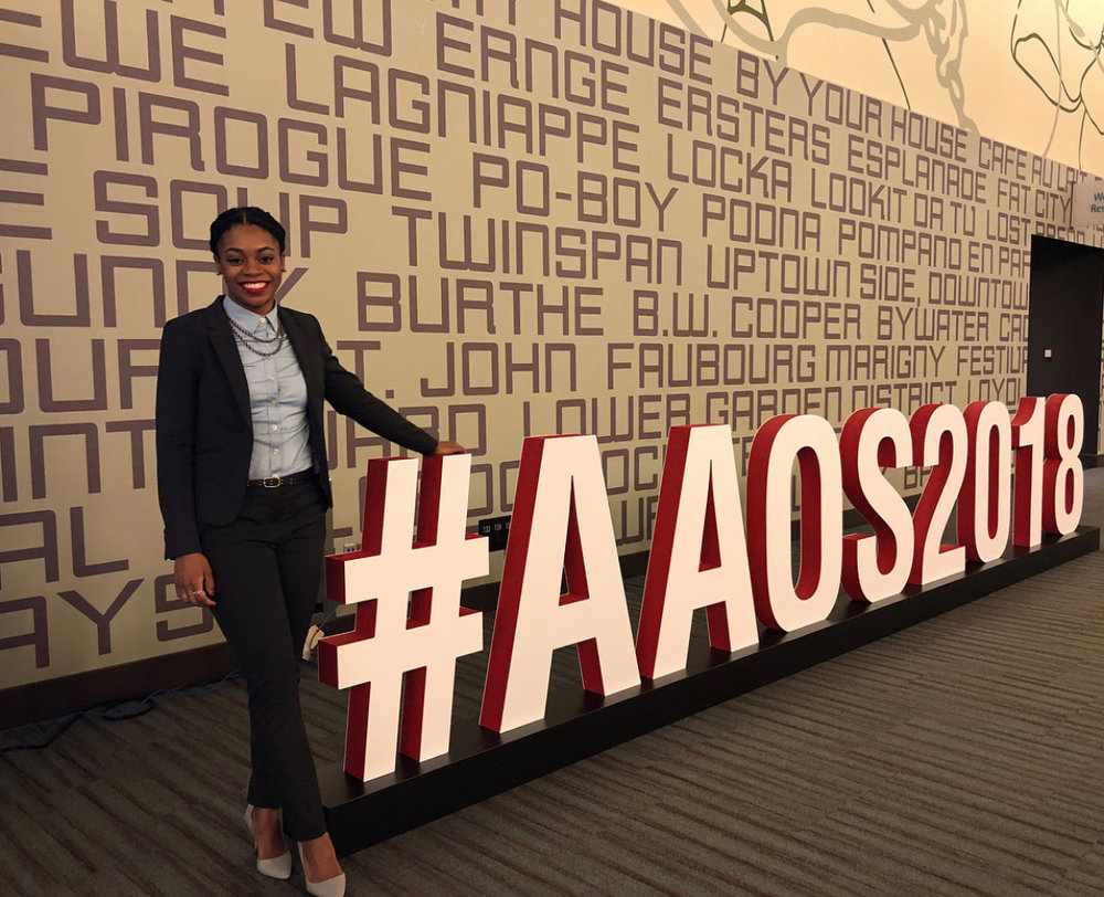 The 2018 American Academy of Orthopedic Surgeons Conference