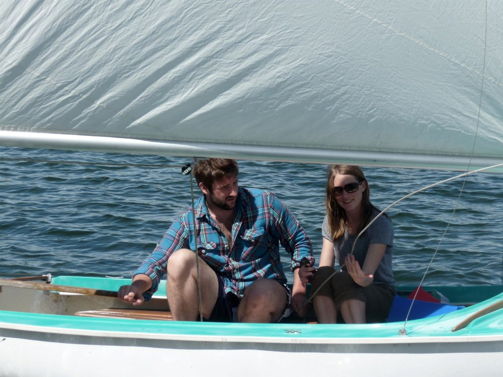 Putting those Wachusett sailing skills to use in 2010