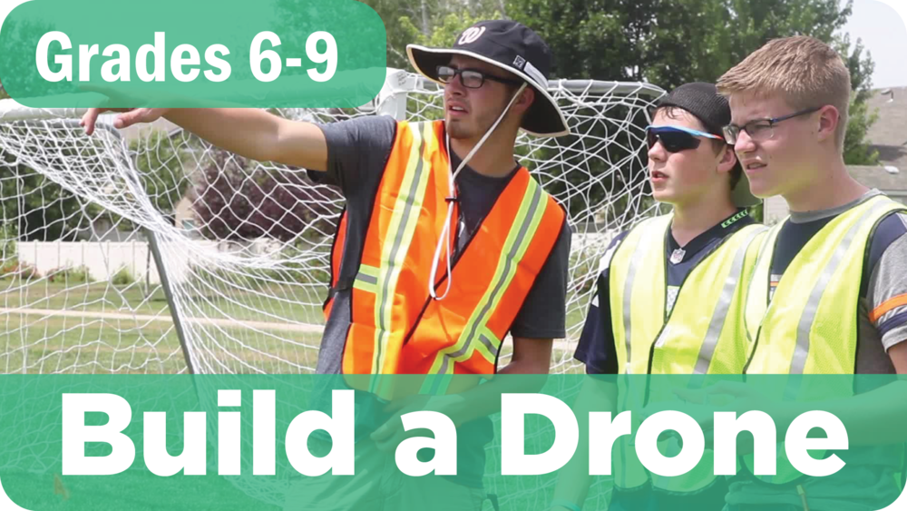 Build a Drone Summer Camp