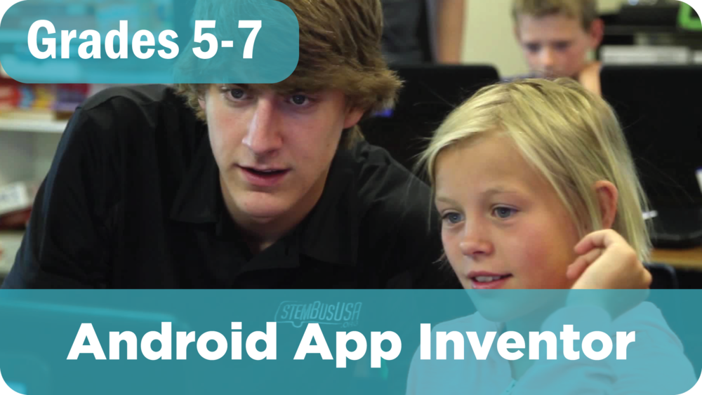 Android App Inventor Summer Camp