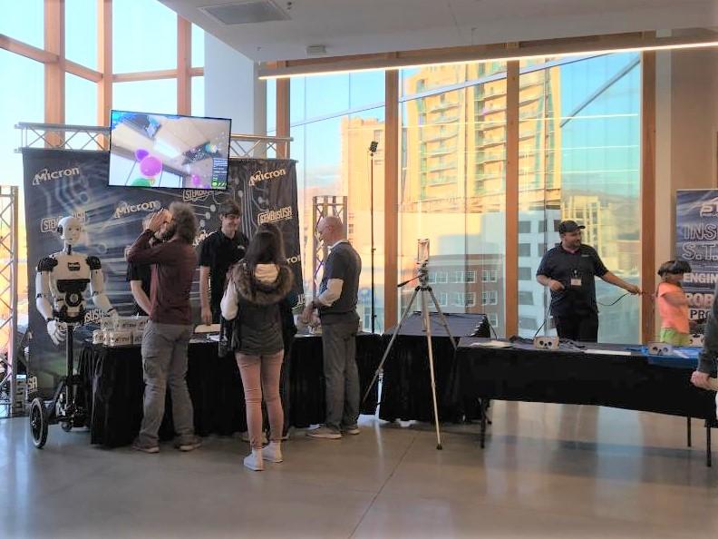 STEM Revolution Virtual Reality Bash