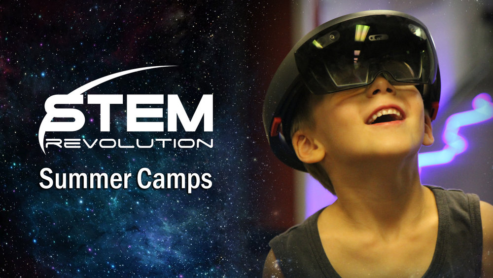 STEM Revolution - Summer Camps