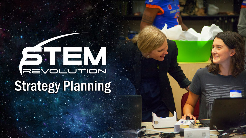 STEM Revolution - Strategy Planning