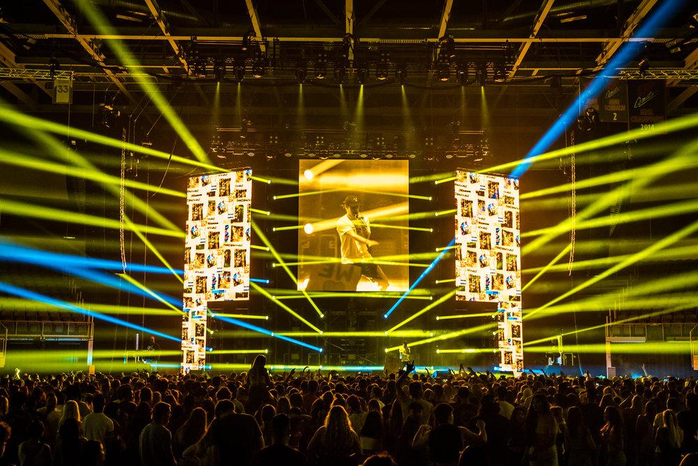 Russ @ Silverstein Arena /// Kansas City, MO
