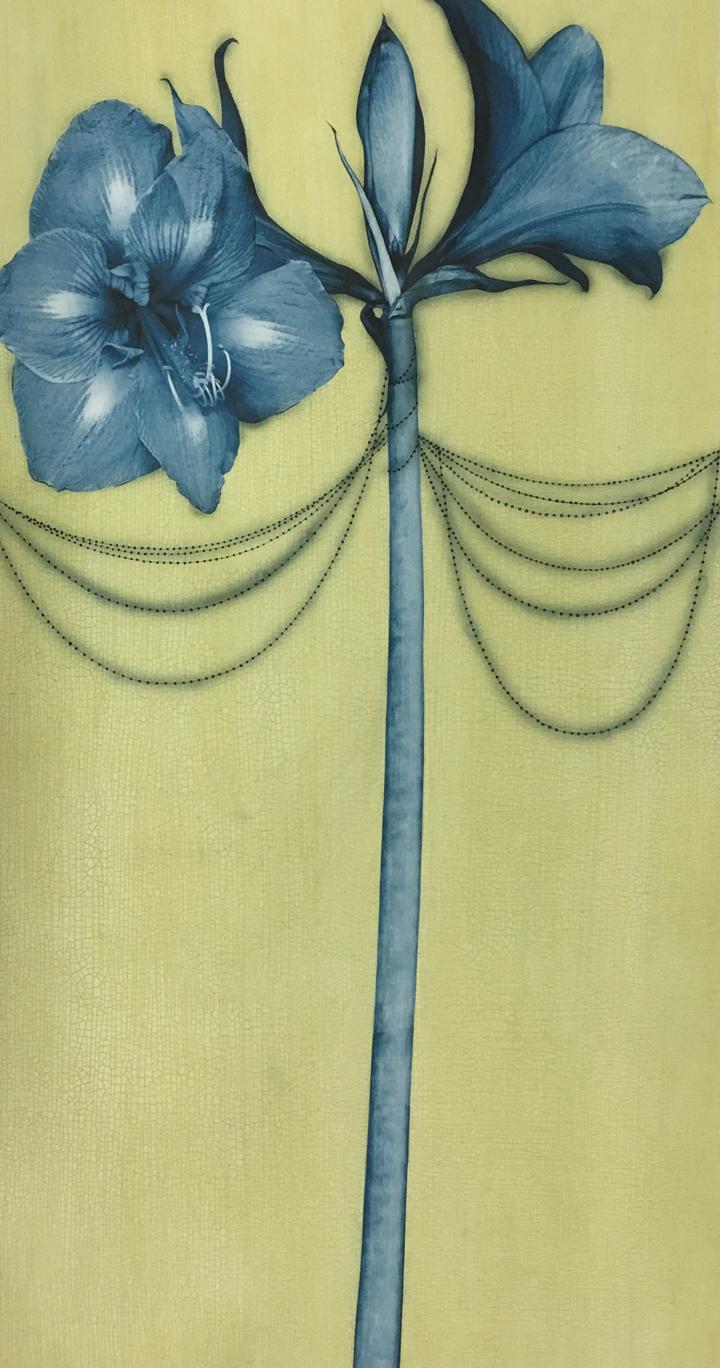 Kaour Mansour - Silhouette Blue #149 - 16x28.jpg