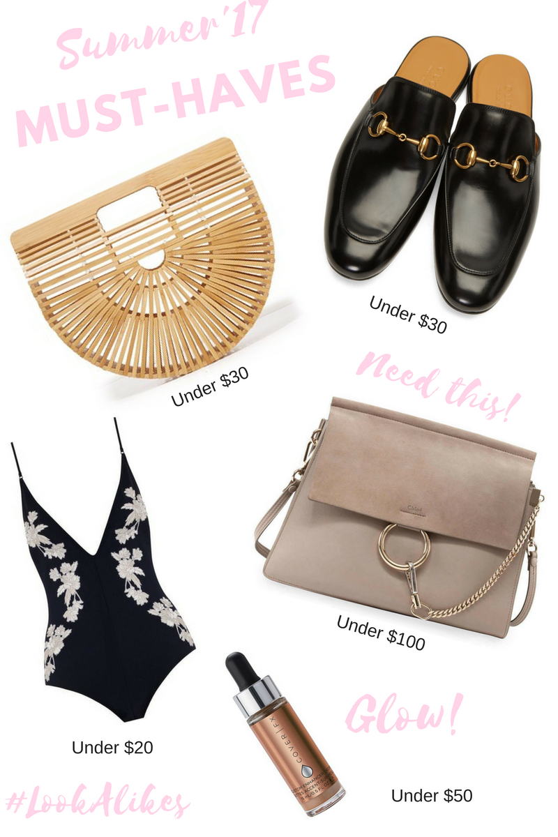 SUMMER MUST-HAVES - Check out these affordable options to stay trending this summer. Read More