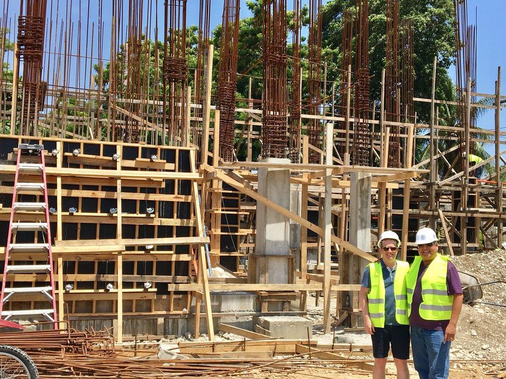 Construction - May 2017