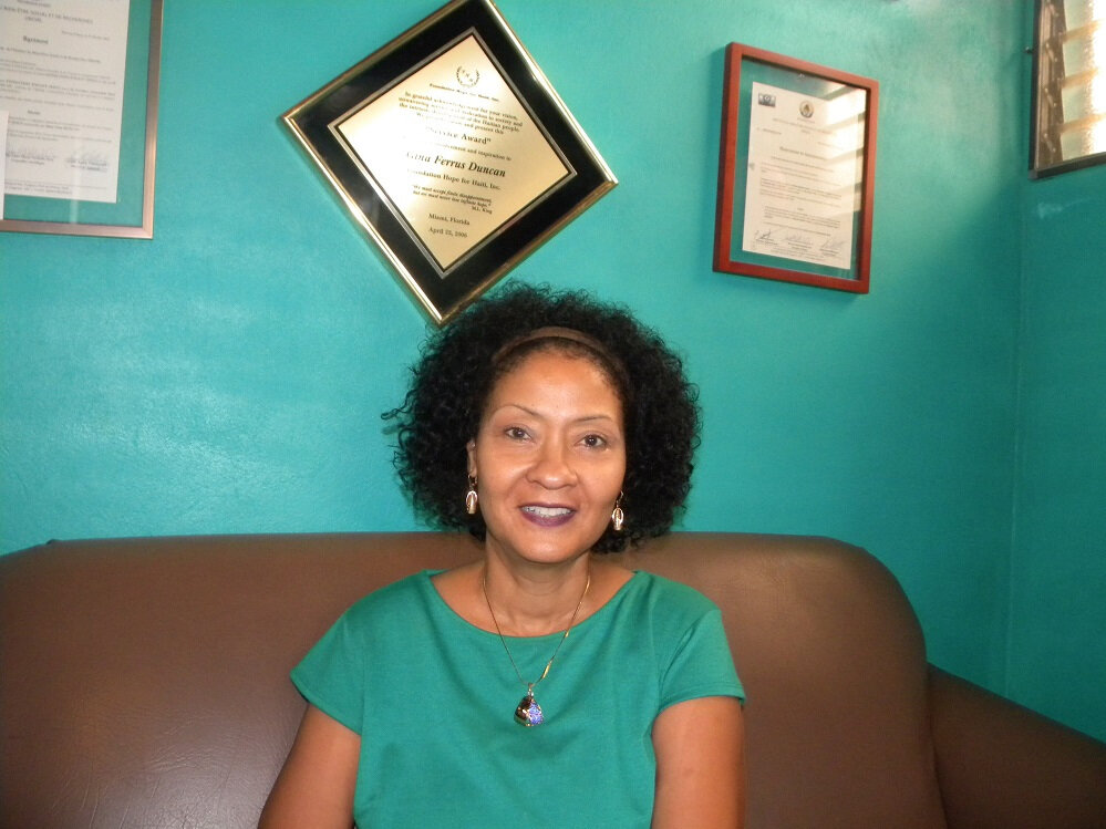 Gina F. Duncan, CEO-President