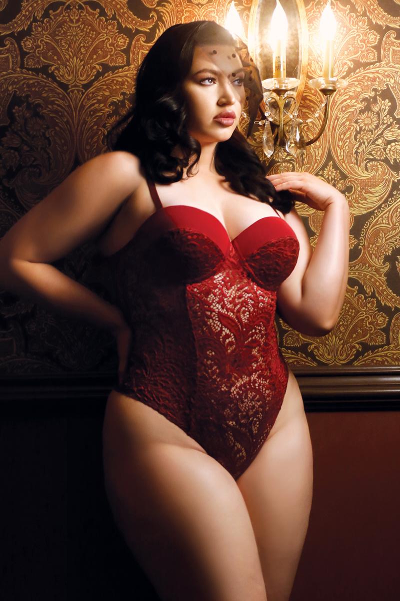 8c20754c3c Mona Push Up Cup Lace Teddy — Pennyrich Bras, Bridal & Lingerie