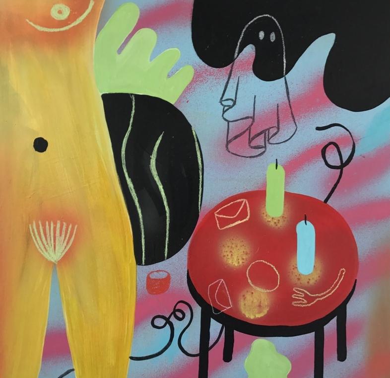 Margaret Fransee Untitled