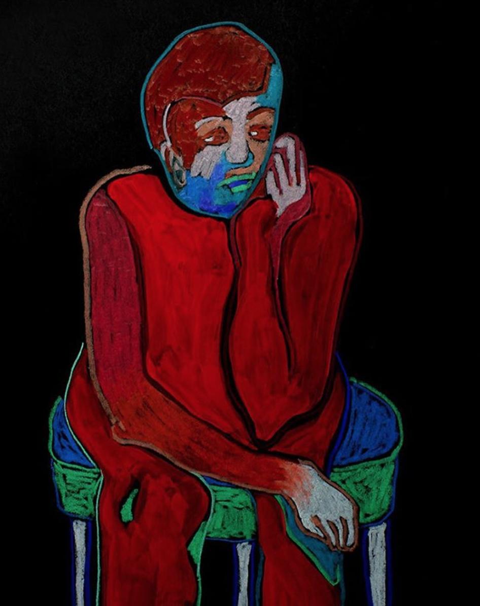 """Lynnea Holland-Weiss """"Warm Consideration"""""""