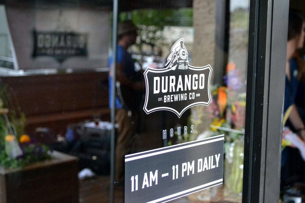 Drink Durango Brewing Beer June 15-22