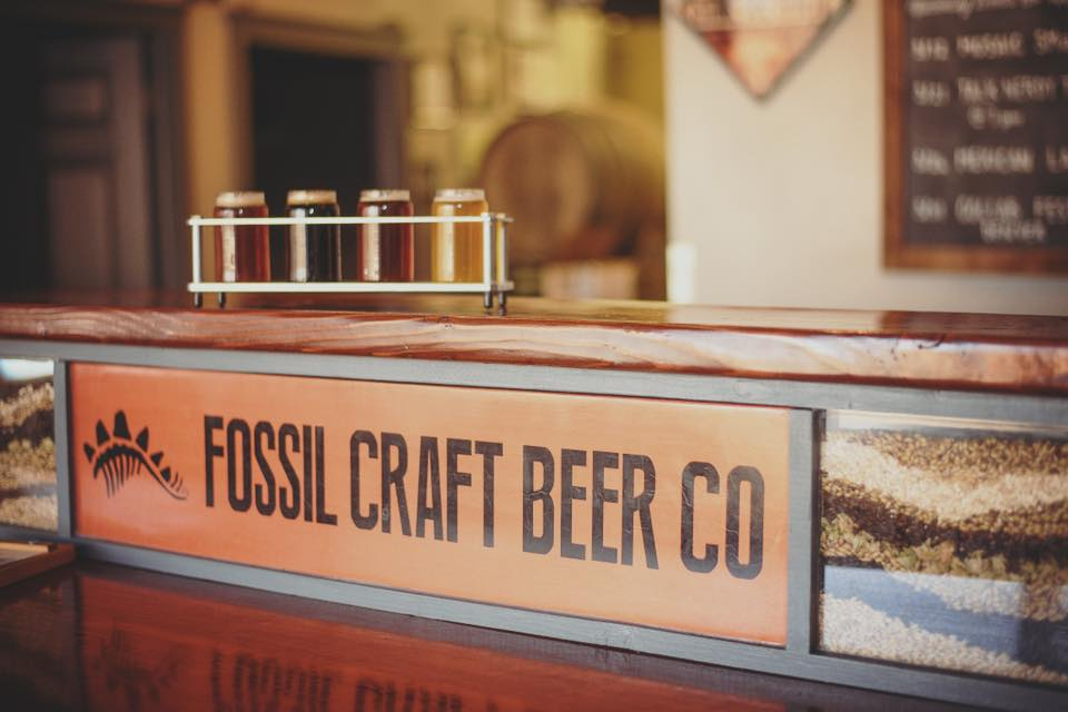 Visit Fossil Craft Brewing