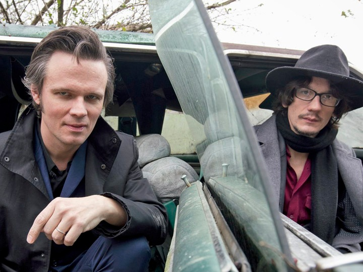 North Mississippi Allstars, one of the featured bands at the 2019 Bonfire Block Party in Eagle.