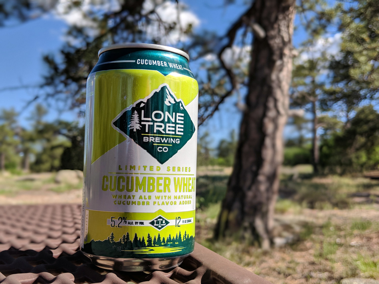 Lone Tree Brewing Co. Cucumber Wheat Returns For Spring
