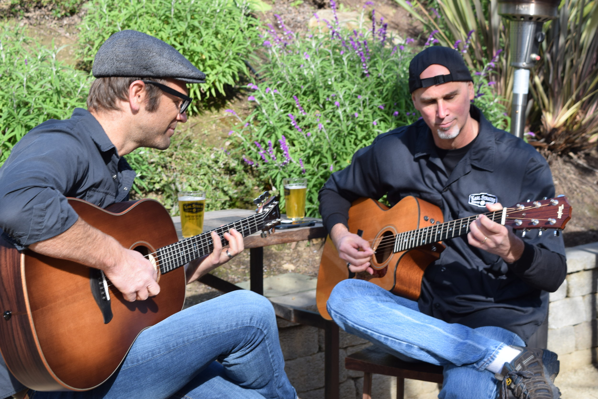 Karl Strauss And Taylor Guitars Launch ReGreen Brut IPA; Host Arbor Day Event With Friends Of Balboa Park