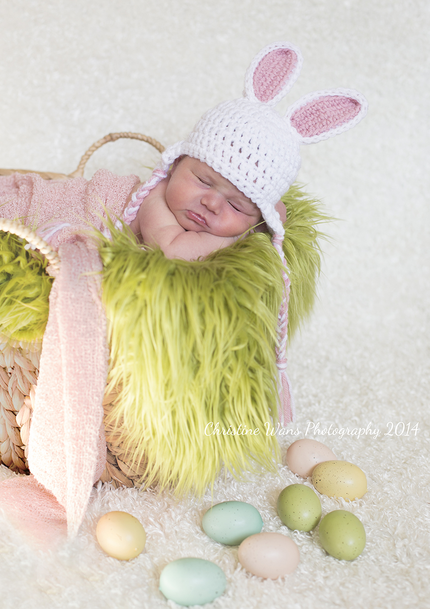 Northern N.J. Newborn Photographer