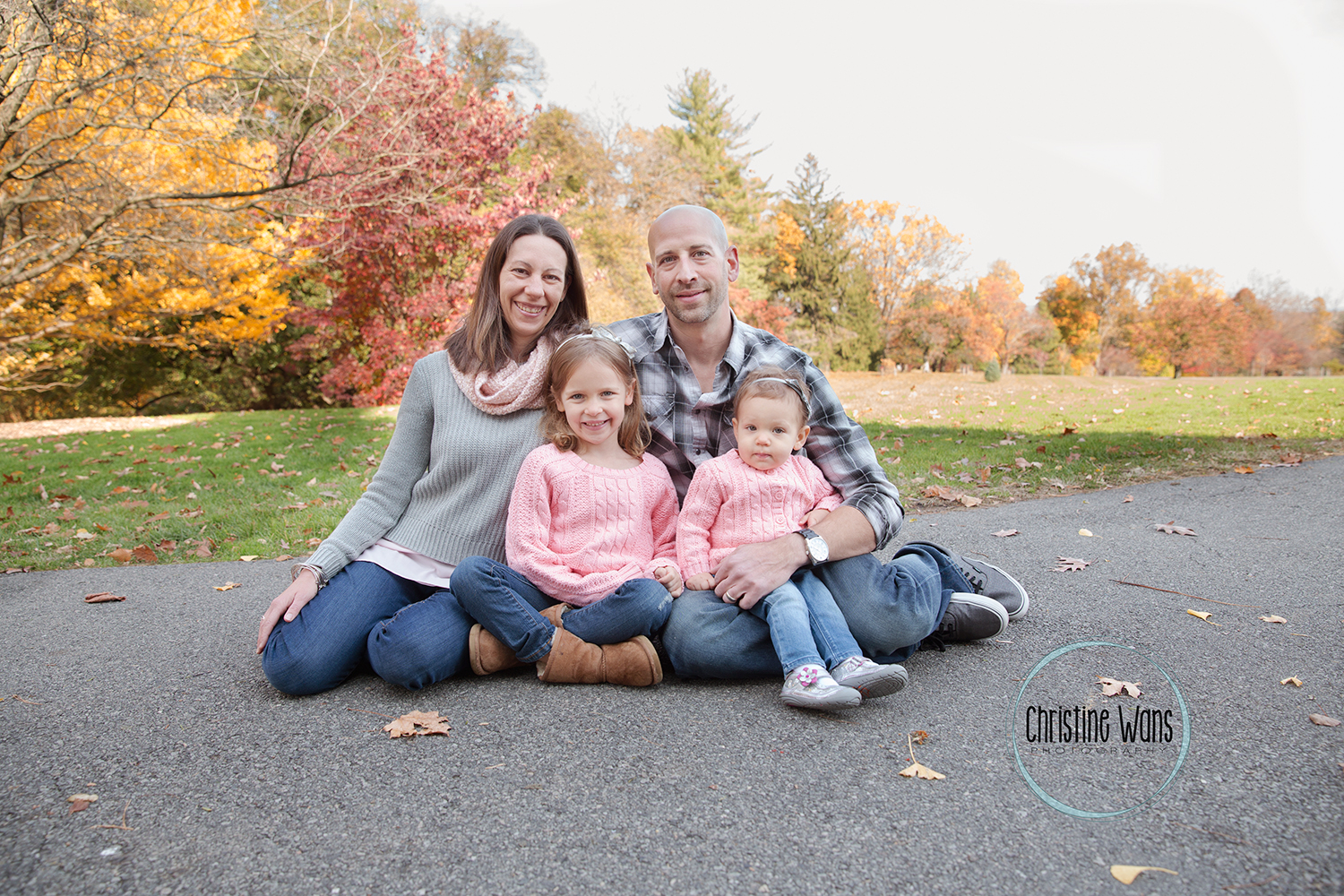 Fall Child & Family Photographer