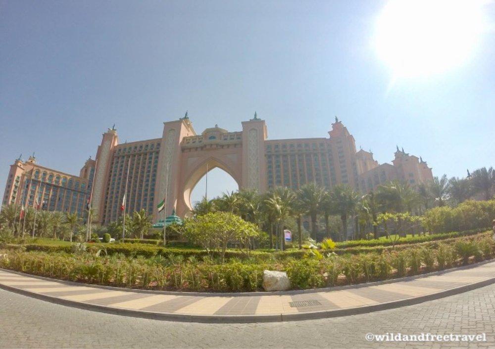 Atlantis Hotel- Dubai, UAE
