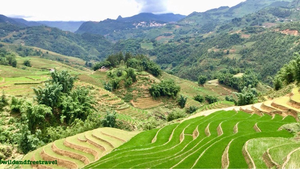 3 day trek in Sapa, Vietnam!