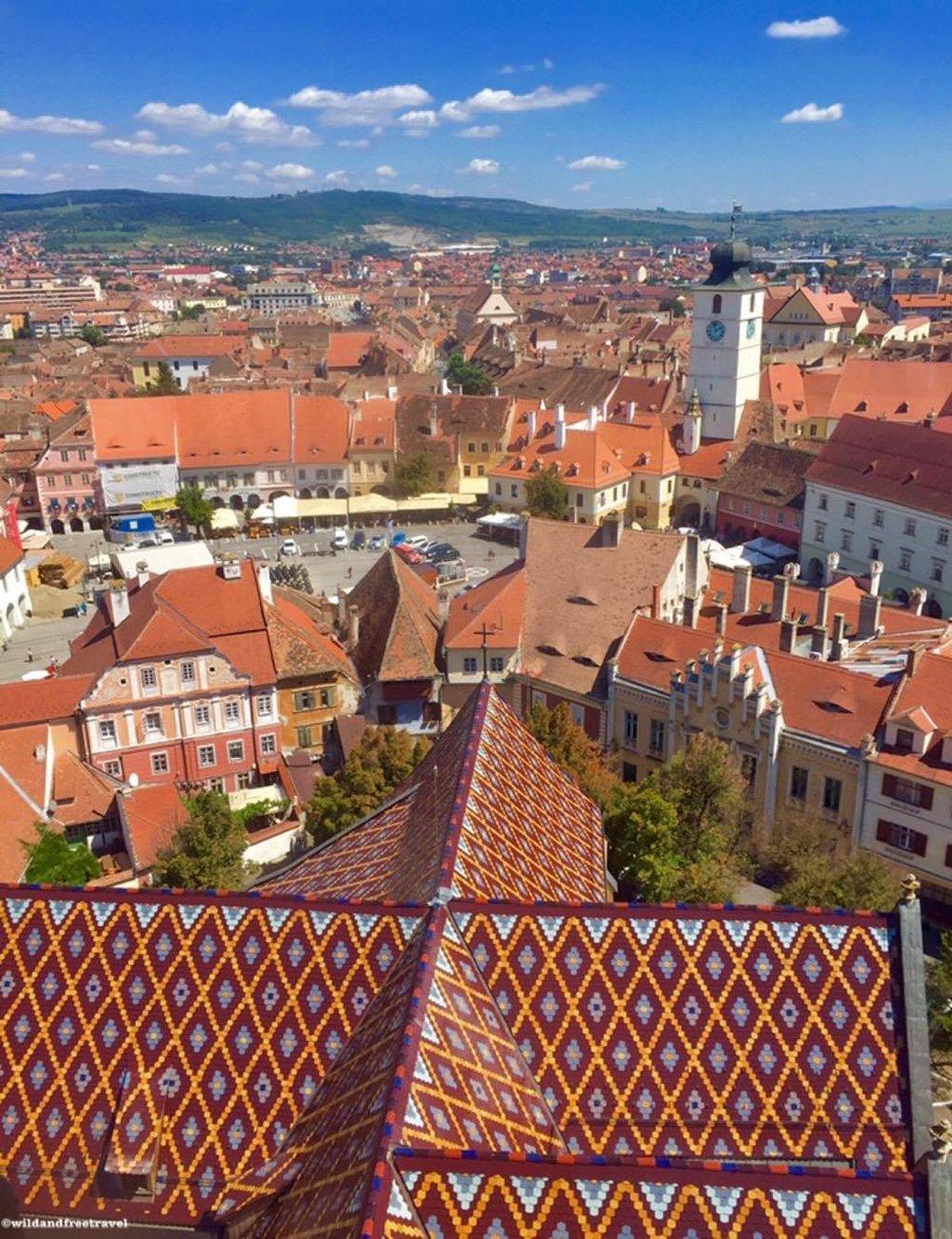 Sibiu, Romania ✌🏼